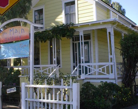 Historical Redwood City Information circa 1857 – John Offerman House