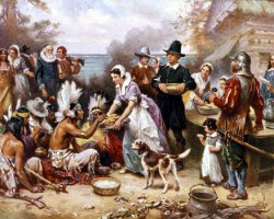 The First Thanksgiving - A Story