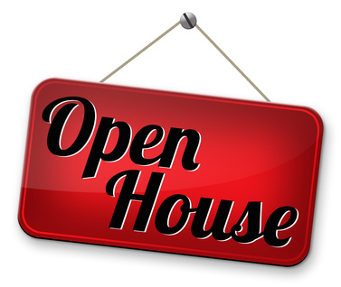 Free open houses list to help you save time and money