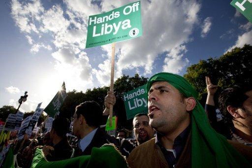AU for Gadhafi
