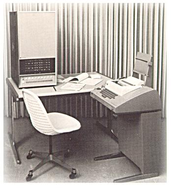 HP-2116 mini-computer