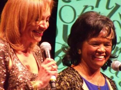 Belva Davis tribute Pam Moore, Barbara Rodgers YBCA 022313 by Wanda, web