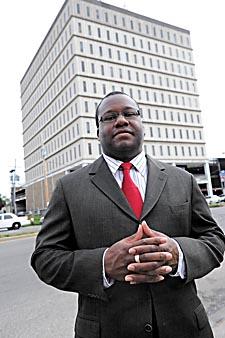 New Orleans Chief Public Defender Derwyn Bunton