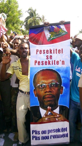 Assassination Attempt Against Former President Jean