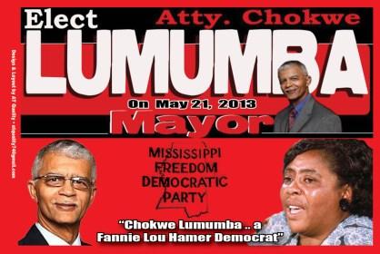 Chokwe Lumumba (Fannie Lou Hamer) flyer 0513
