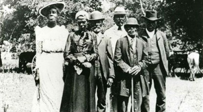 Official Juneteenth Committee, Austin TX 061900 courtesy Austin History Center, Austin Public Library