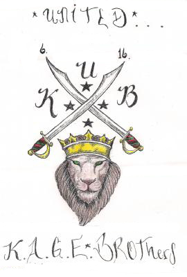 United KAGE Brothers coat of arms