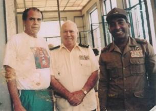 Jean Damu, Arnaldo Tamayo, web