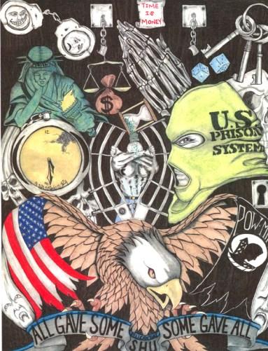 'Prison System' by Carlos Lucero, PBSP 0813, web