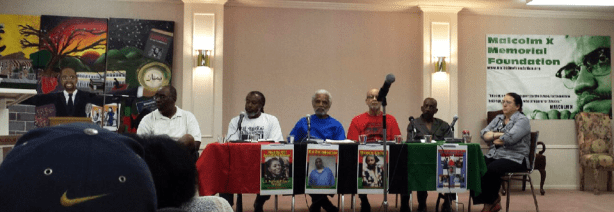 Omaha Black August Weekend panel 0813-2