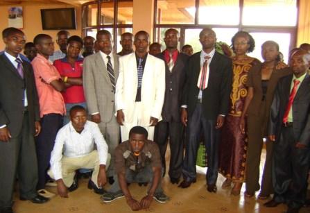Some members National Council P.S. Imberakuri meet to elect new Executive Committee 081311