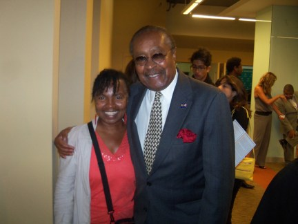 Wanda, Dr. Clarence B. Jones, USF 0813 by Wanda