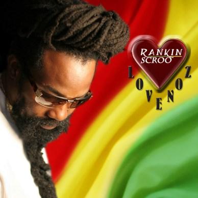 Rankin Scroo 'Love Zone' CD cover, web