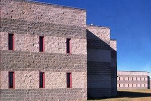 Potosi Correctional Center, Missouri, buildings