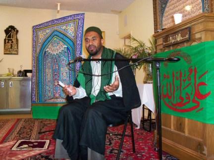 Shaykh Hashim Alauddeen