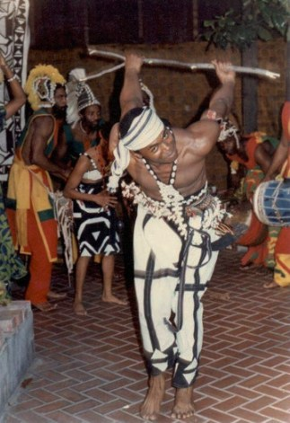 Diamano Coura African Dance Company