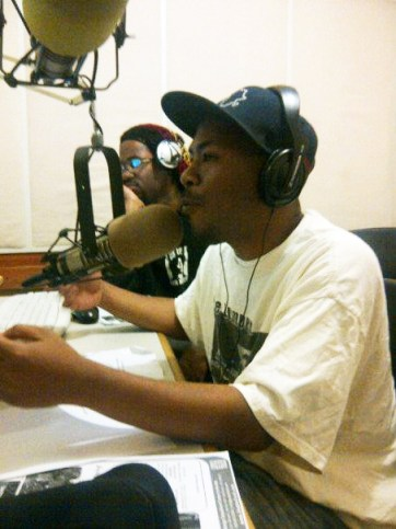 JR interviews Theo, King of Carnaval 051612