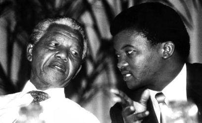 Nelson Mandela, Bantu Holomisa