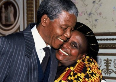 Nelson Mandela, Miriam Makeba 2011
