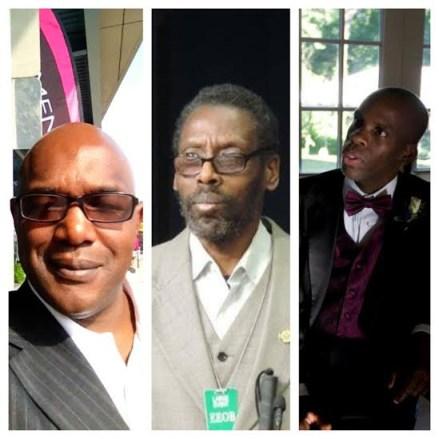 John McKnight, Chester Finn and Leroy Moore