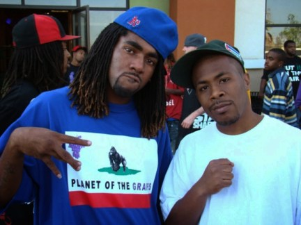 Oakland rapper D-Lo, JR
