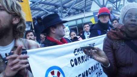 Flush TPP 'End the corruption' 013114 by Carol Harvey