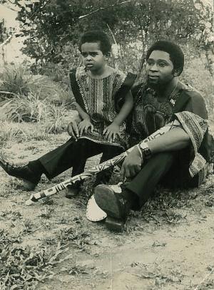 Obi Egbuna Jr. & Sr. in Nigeria