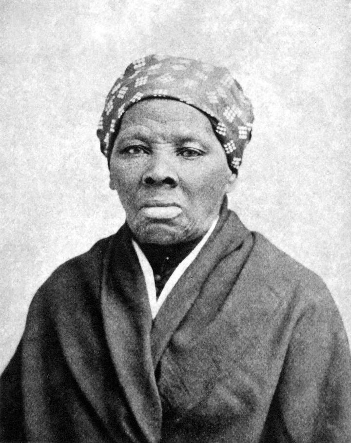 Harriet Tubman, web