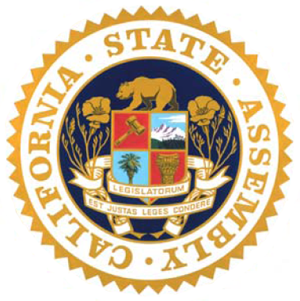 Seal of California Assembly