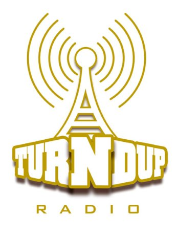 TURND UP RADIO logo