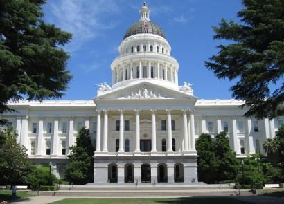 California Capitol, Sacramento