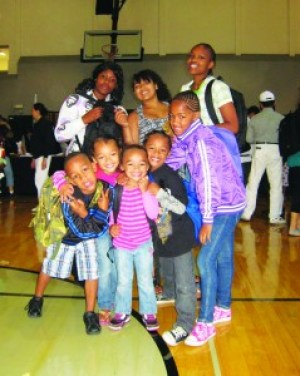 Just as they were last year, the children of Bayview Hunters Point will be celebrating the BMAGIC Backpack Giveaway again this year on Aug. 16.
