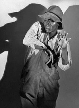 Lincoln Perry as Stepin Fetchit
