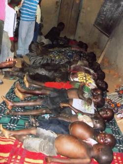 """""""We're back,"""" the Ugandan and Rwandan killers told the Congolese as they slaughtered them on the night of Oct. 16, 2014. """"Where's Obama now to protect you?"""""""