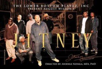 'Jitney' Lower Bottom Playaz poster