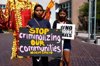 On Aug. 16, 2014, communities throughout Southern California caravanned to oppose a series of proposed prison and jail expansion plans.