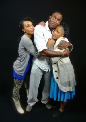 """A scene from """"Tree,"""" playing at SF Playhouse Jan. 20-March 7."""