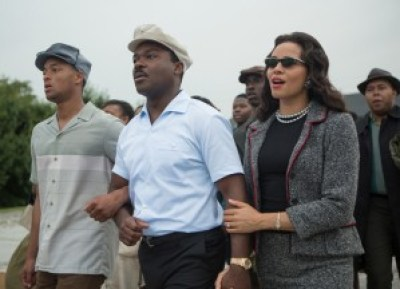 "David Oyelowo as Martin Luther King and Carmen Ejogo as Coretta Scott King in ""Selma"" – Photo: Atsushi Nishijima, Paramount Pictures"