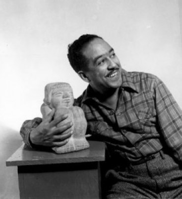 Langston Hughes, 1943 – Photo: Gordon Parks