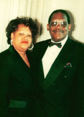 R&B Club founder Bob Graham and his First Lady Gail
