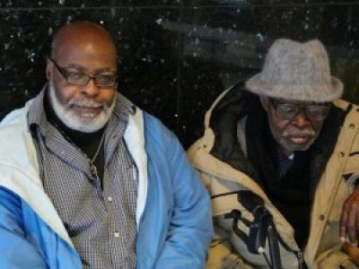 Runoko Rashidi and Dr. Ben
