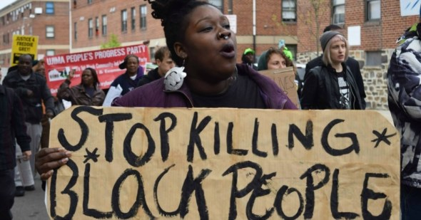Baltimore protesters' persistent rage is getting results. – Photo: Ryan Harvey