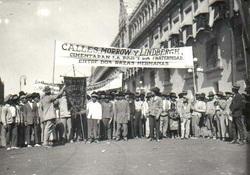 """The Confederación de Uniones Obreras Mexicanas (Federation of Mexican Workers Union-CUOM) was the first """"union"""" for Mexican workers, founded in Los Angeles in 1927."""