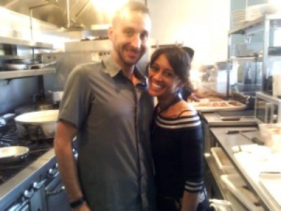 CDXX co-owners and chefs Fletcher Starkey and Roshani Patel – Photo: Rochelle Metcalfe