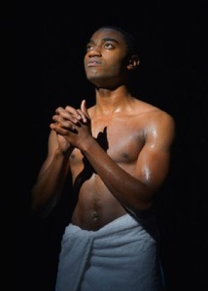 "In ""Choir Boy,"" Pharus, the choir director, is played by Jelani Alladin. – Photo: Kevin Berne"