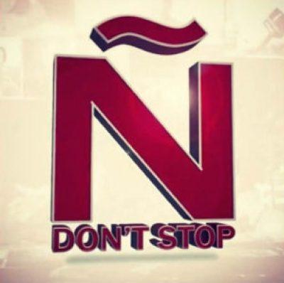 Ñ Don't Stop logo