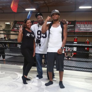 "Check out the fifth episode of ""The Spot"" filmed at Xtreme Couture MMA Gym in Las Vegas."