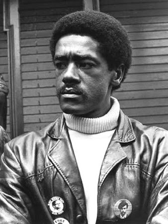 Black Panther Party co-founder Bobby Seale