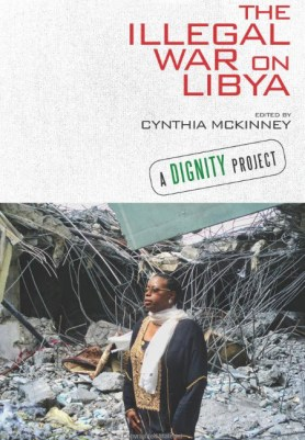 'The Illegal War on Libya' by Cynthia McKinney cover