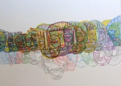 """""""White"""" – Art: Mahader Tesfai"""